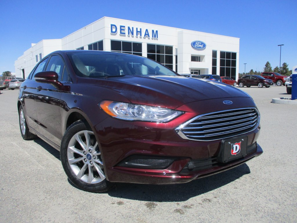 2017 ford fusion se w winter package dc7026 main image