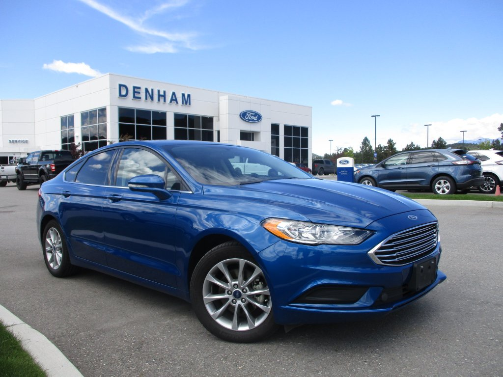 2017 ford fusion se w winter package dc7040 main image