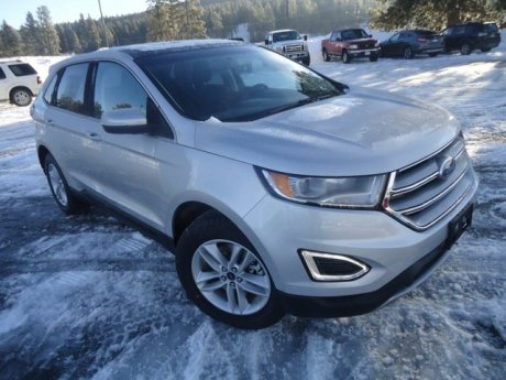 2017 Ford Edge SEL AWD w/ Canadian Touring Package