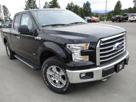 2017 Ford F-150 XLT Supercab 4x4 w/ XTR Package