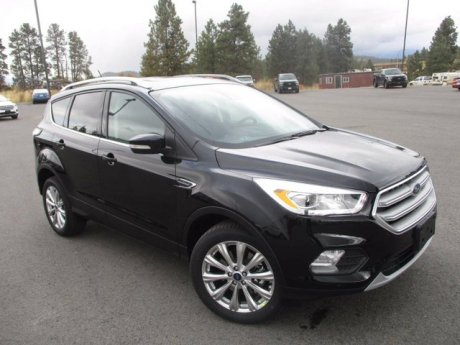 2018 Ford Escape Titanium AWD w/ Ford Safe & Smart Packag