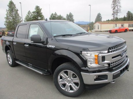 2018 Ford F-150 XLT Supercrew 4x4 w/ XTR Package