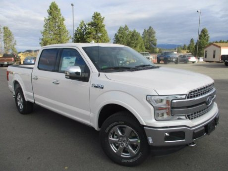 2018 Ford F-150 Lariat Supercrew 4x4 w/ Chrome Package
