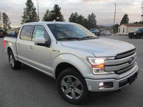 2018 Ford F-150 Lariat Supercrew 4x4 w/ Sport Package