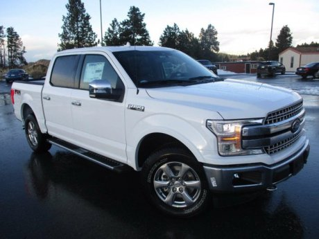 2018 Ford F 150 Lariat For Sale In Cranbrook Bc New
