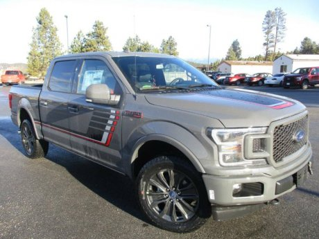 2018 Ford F-150 Lariat Crewcab 4x4 w/ Special Edition Package!