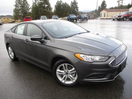 2018 Ford Fusion SE w/ Winter Package