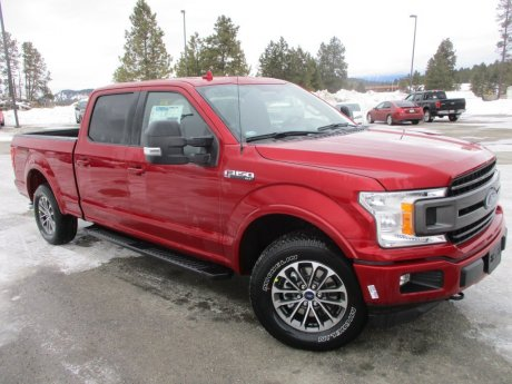 2018 Ford F-150 XLT Supercrew 4x4 w/ Sport Package