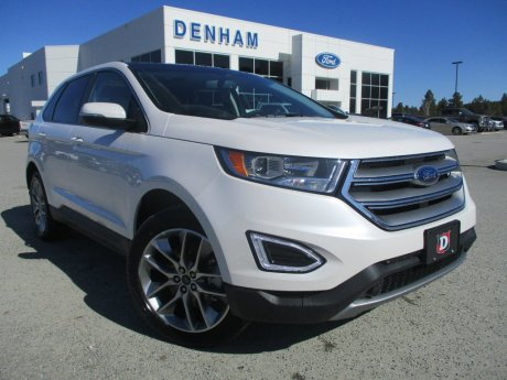 2018 Ford Edge Titanium AWD w/ Canadian Touring Package