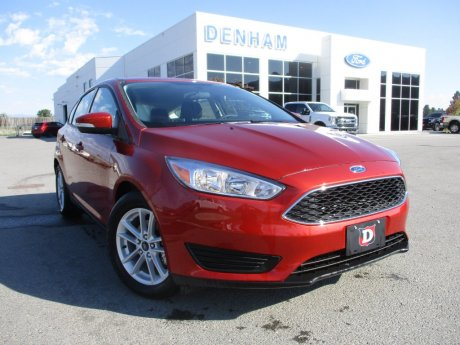 2018 Ford Focus SE Hatchback w/ Winter Package