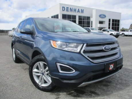 2018 Ford Edge SEL AWD w/ Canadian Touring Package!