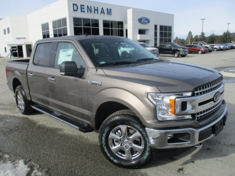 2018 Ford F-150 XLT Crewcab 4x4 w/ XTR Package!
