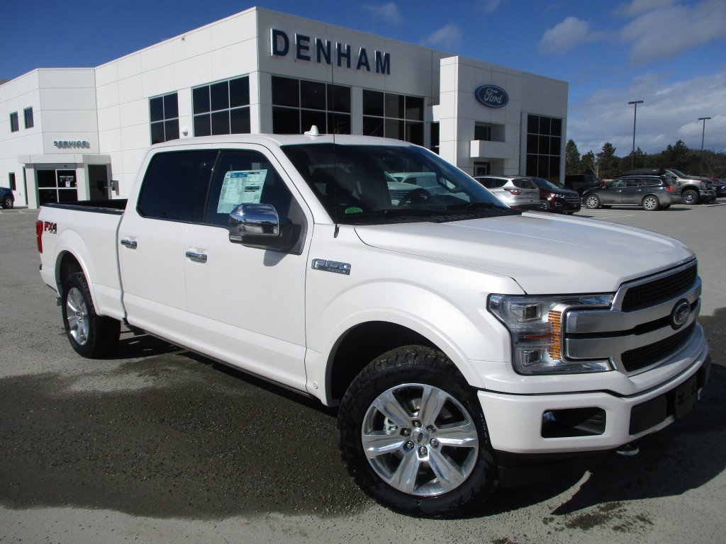2018 ford f 150 platinum crewcab 4x4 w technology package dt8517