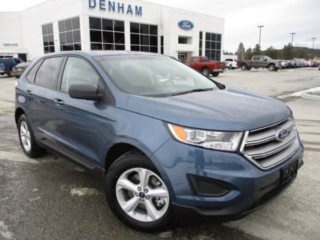 2018 Ford Edge SE AWD w/ Backup Camera!
