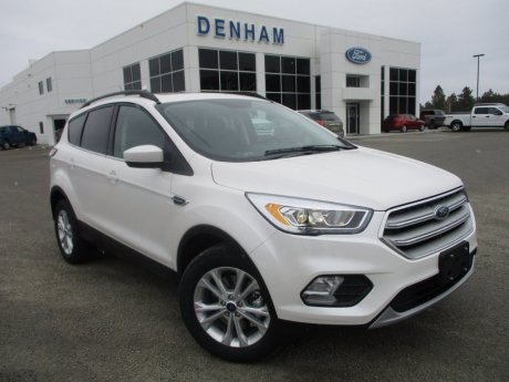 2018 Ford Escape SEL 4WD w/ Canadian Touring Package!