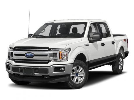 2018 Ford F-150 XLT Crewcab 4x4 w/ Sport Package!
