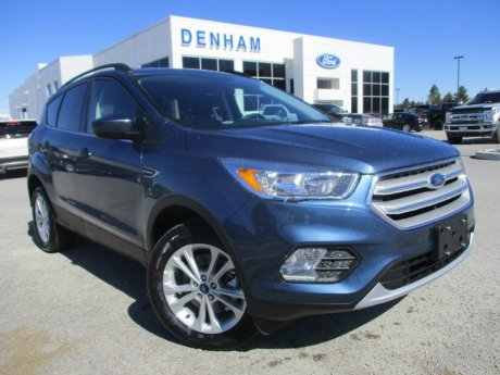 2018 Ford Escape SE 4WD w/ Heated Seats!