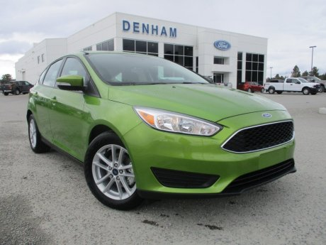 2018 Ford Focus SE Front-Wheel-Drive w/ Winter Package!