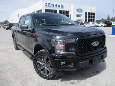 2018 Ford F-150 XLT Crewcab 4x4 w/ Special Edition Package!