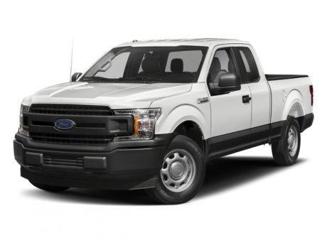 2018 Ford F-150 XLT Super Cab 4x4 w/ Trailer Tow Package!