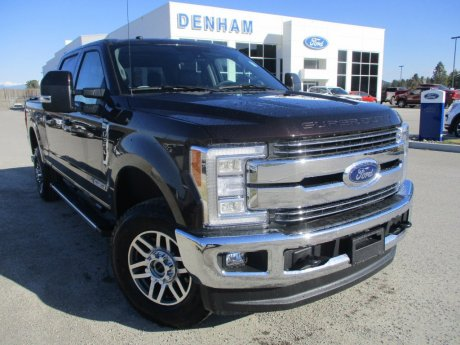 2018 Ford Super Duty F-350 Lariat Crewcab 4x4 w/ Ultimate Package - Diesel