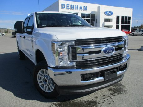 2018 Ford Super Duty F-350 XLT Crewcab 4x4 w/ Bed Liner - Diesel!