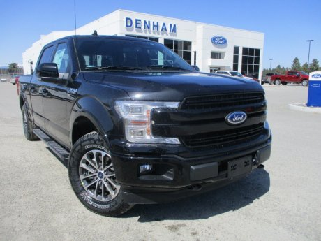 2018 Ford F-150 Lariat Crewcab 4x4 w/ Moonroof!