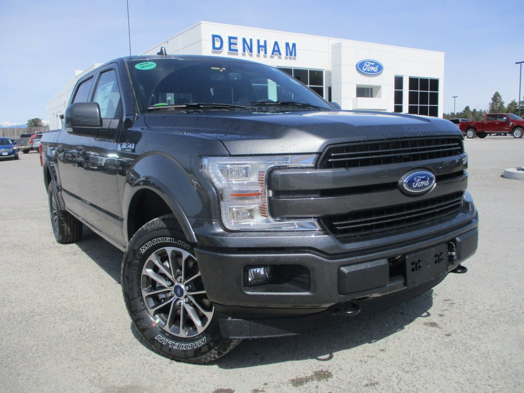2018 ford f 150 lariat crewcab 4x4 w sport package dt8537