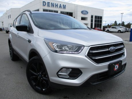 2018 Ford Escape SE 4WD w/ Sport Package!