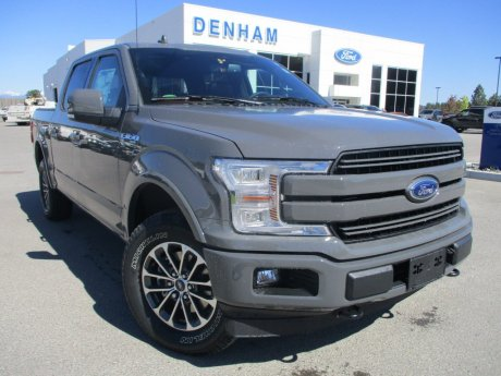 2018 Ford F-150 Lariat Crewcab 4x4 w/ Power Running Boards!