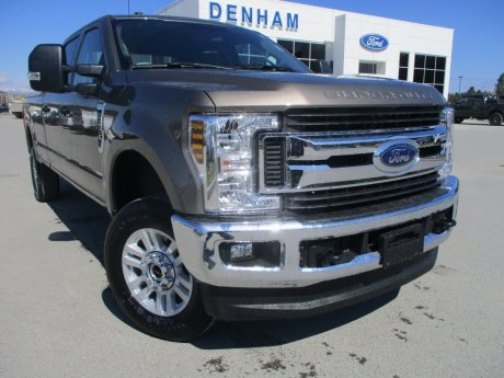 2018 Ford Super Duty F-250 XLT Crewcab 4x4 w/ XLT Value Package - Gas!