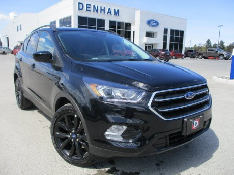 2018 Ford Escape SE 4WD w/ Sync 3 Package!