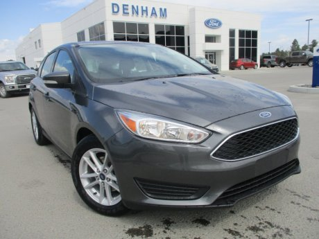 2018 Ford Focus SE Hatchback w/ Winter Package!