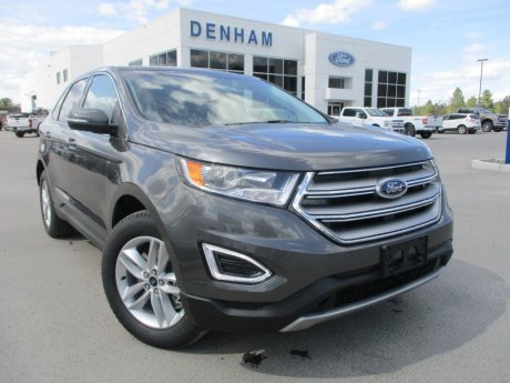 2018 Ford Edge SEL AWD w/ Cold Weather Package!