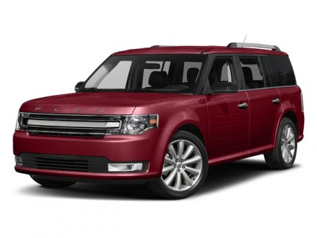 2018 Ford Flex SEL AWD w/ Appearance Package!
