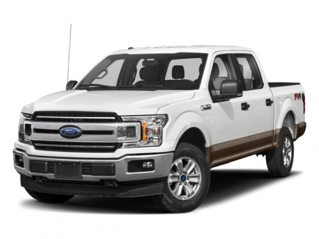 2018 Ford F-150 XLT Crewcab 4x4 w/ FX4 Package!