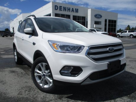 2018 Ford Escape 4dr Sel 4wd