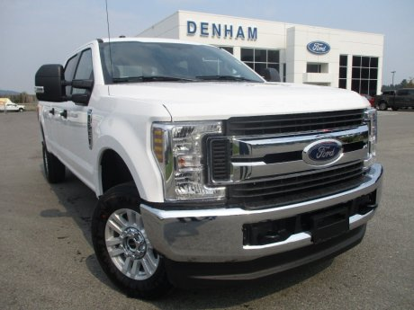 2018 Ford Super Duty F-350 SRW XLT