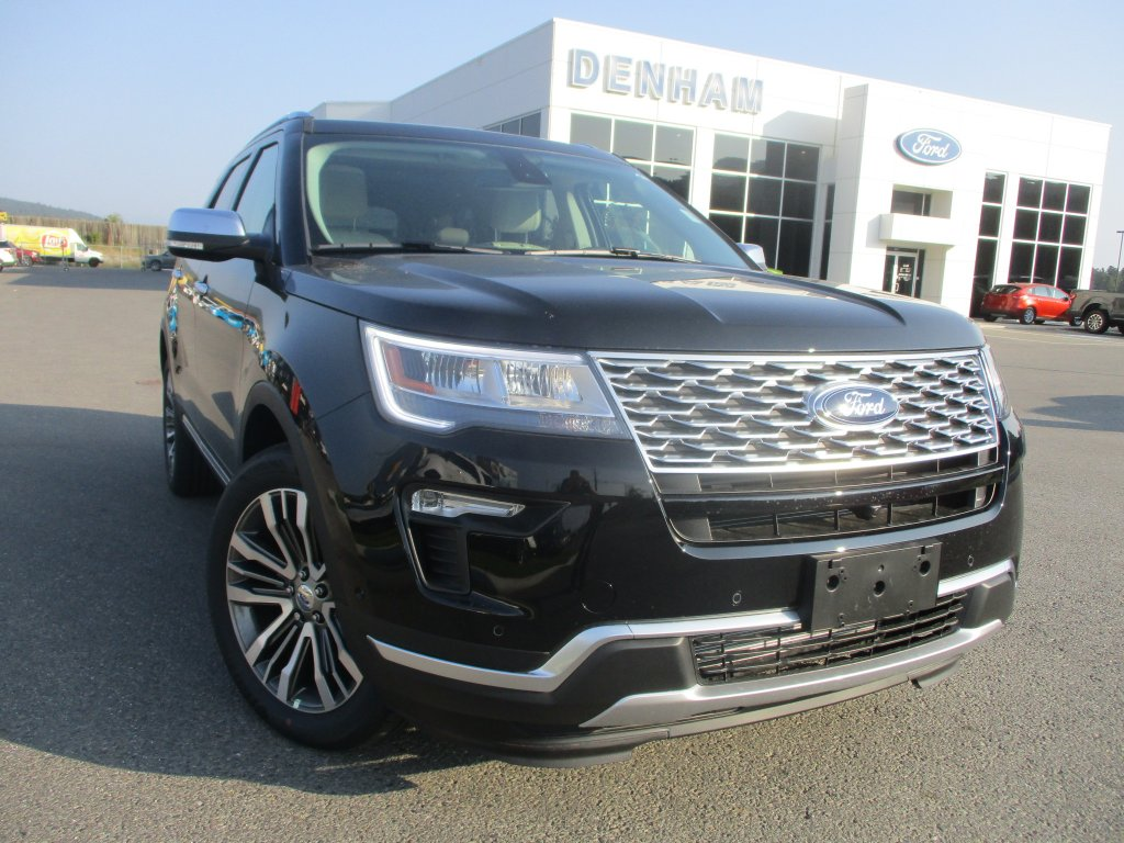 2018 Ford Explorer Platinum 4WD (DT8773) Main Image
