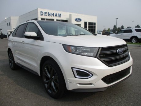 2018 Ford Edge Sport AWD w/ Canadian Touring Package!