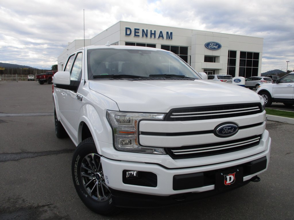 2018 Ford F-150 Lariat (DT8812) Main Image
