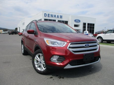 2018 Ford Escape SEL AWD w/ Canadian Touring Pacakge!