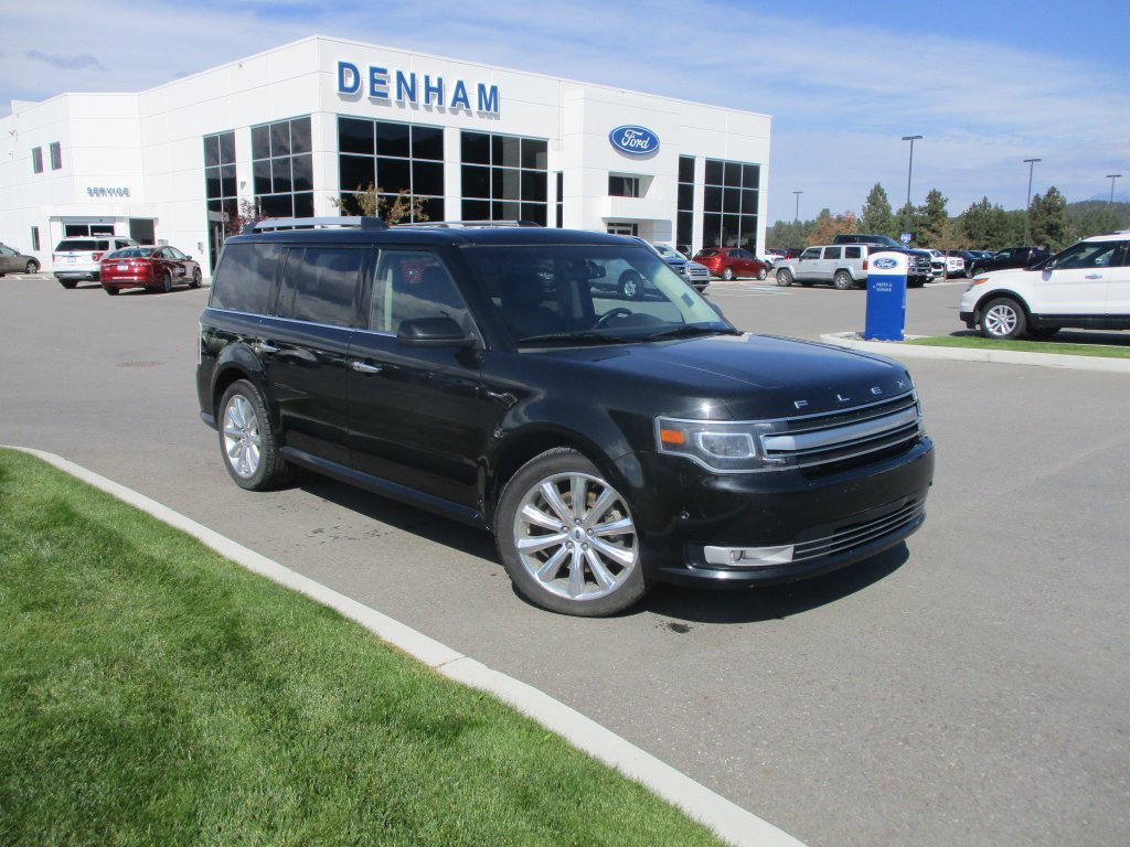2014 Ford Flex Limited AWD w/ Ecoboost Engine (T8832A) Main Image