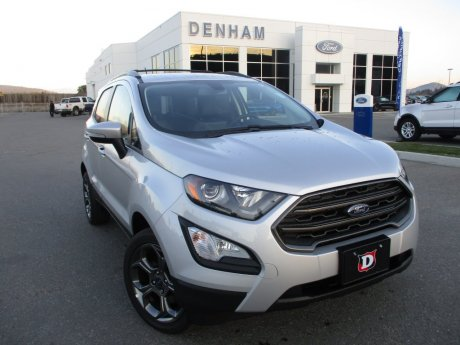 2018 Ford EcoSport SES AWD w/ Cold Weather Package