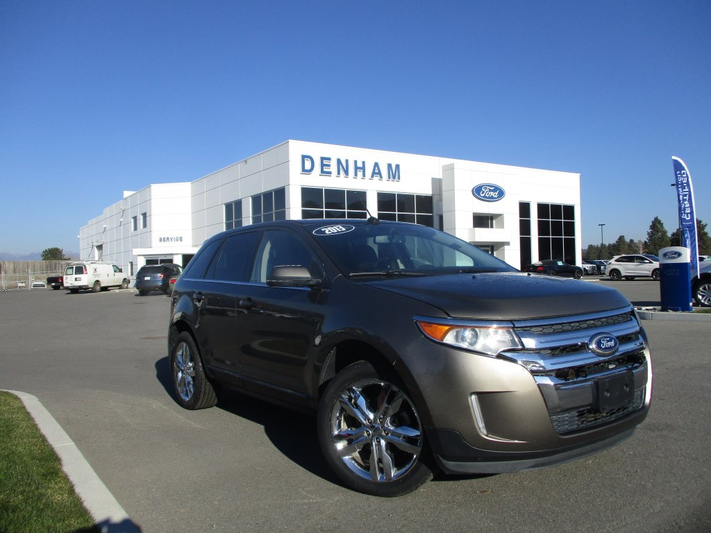 2013 Ford Edge For Sale >> 2013 Ford Edge Limited Awd W Canadian Touring Package
