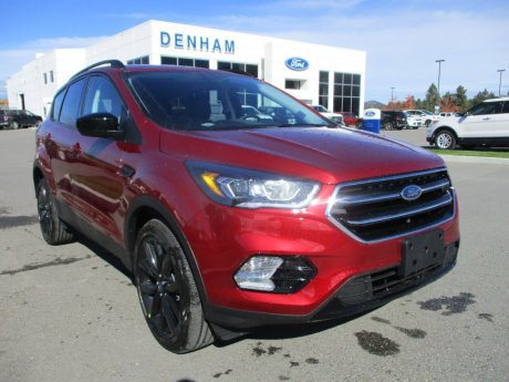 2018 Ford Escape SE AWD w/ Sport Appearance Package!