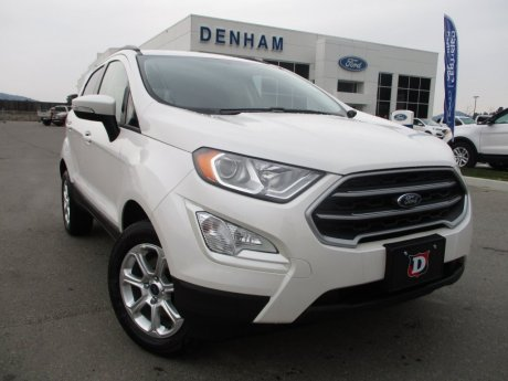 2018 Ford EcoSport SE AWD w/ Convenience Package!