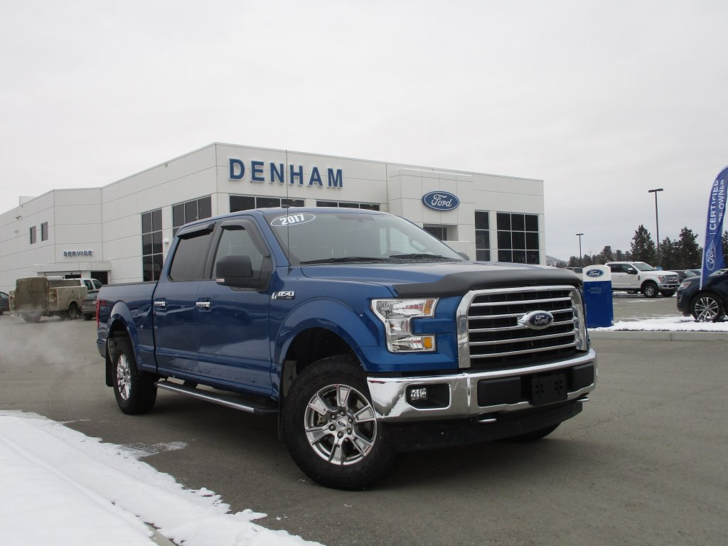 2017 Ford F-150 XLT (T9195A) Main Image