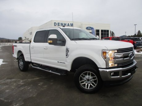 2019 Ford Super Duty F-350 SRW Lariat