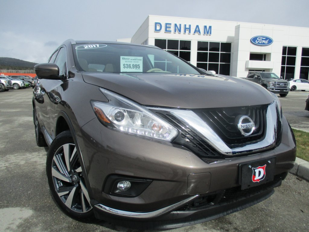 2017 Nissan Murano Platinum (T8892A) Main Image